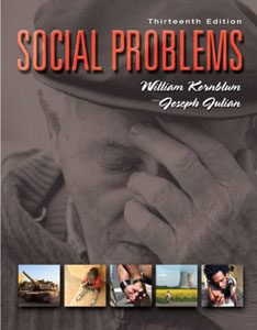 Test Bank For Social Problems, 13 edition: William Kornblum