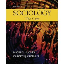 Sociology The Core Hughes 10th Edition Test Bank