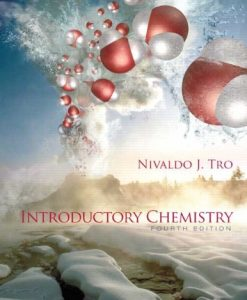 Solution Manual for Introductory Chemistry 4th Edition by Tro