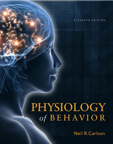 Solution Manual for Physiology of Behavior 11th Edition by Carlson