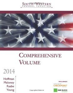 Test Bank for South Western Federal Taxation 2014 Comprehensive Professional Edition 37th Edition William H Hoffman