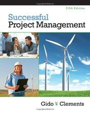 Successful Project Management Gido 5th Edition Solutions Manual