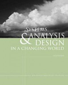 Test Bank for Systems Analysis and Design in a Changing World, 5th Edition: Satzinger