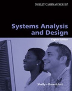 Test Bank for Systems Analysis and Design, 8th Edition: Shelly