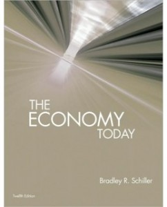 Test Bank for The Economy Today, 12th Edition: Bradley R. Schiller