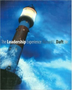 Test Bank for The Leadership Experience, 5th Edition: Richard L. Daft