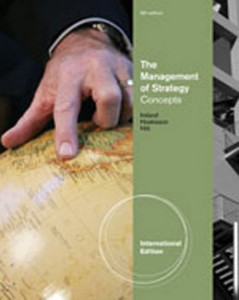 Test Bank for The Management of Strategy, 9th International Edition: Ireland