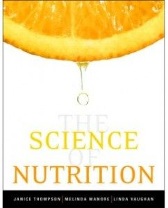 Test Bank for The Science of Nutrition, 1st Edition: Janice Thompson
