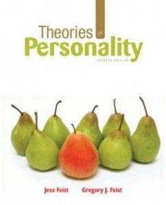 Test Bank for Theories of Personality, 7th Edition : Feist