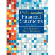Understanding Financial Statements Ormiston 9th Edition Solutions Manual