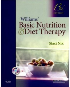 Test Bank for Williams' Basic Nutrition & Diet Therapy, 13th Edition: Staci Nix