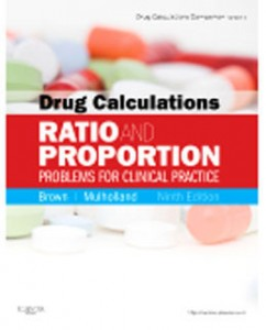 Test Bank for Drug Calculations Ratio and Proportion Problems for Clinical Practice, 9th Edition: Brown