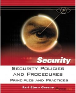 Solution Manual for Security Policies and Procedures: Principles and Practices : 0131866915