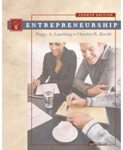 Solution Manual for Entrepreneurship (With Business Plan Solutions), 4/E 4th Edition : 0132281740