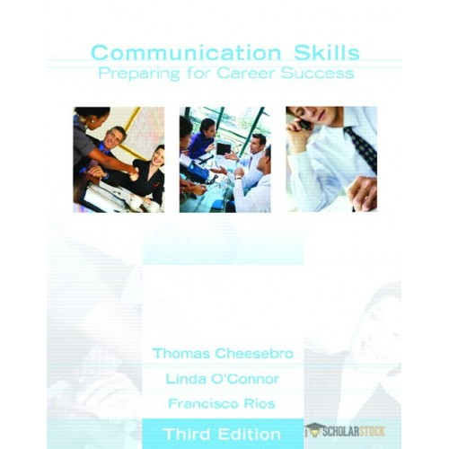 Test Bank for Communication Skills: Preparing for Career Success (Neteffect Series), 3/E 3rd Edition : 0132327961