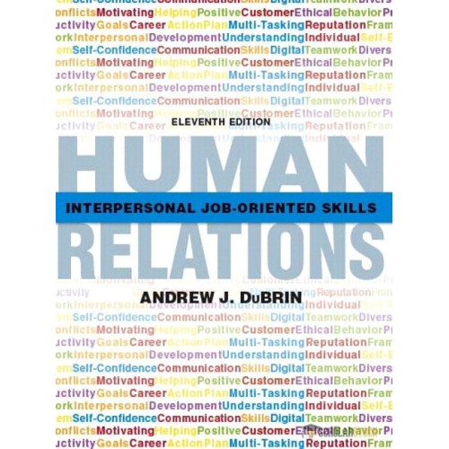 Test Bank for Human Relations, 11/E 11th Edition : 0132605376