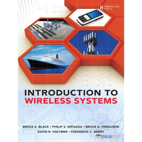Solution Manual for Introduction to Wireless Systems : 0132782243