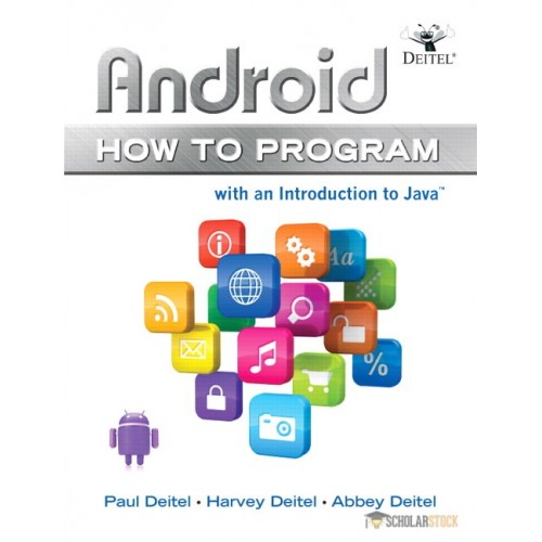 Solution Manual for Android: How to Program : 0132990547