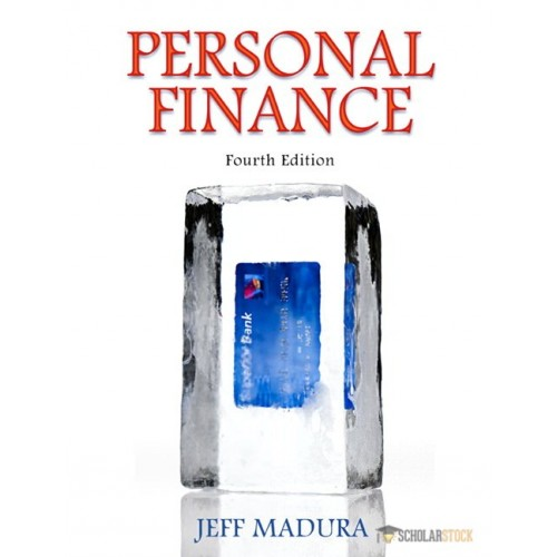 Solution Manual for Personal Finance, 4/E 4th Edition : 0136117007