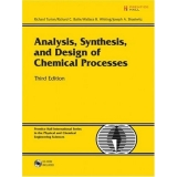 Solutions Manual to accompany Analysis, Synthesis and Design of Chemical Processes 3rd edition 9780135129661