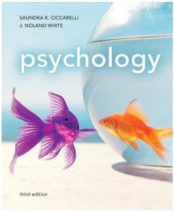Psychology, 3rd Edition Test Bank – Saundra Ciccarelli