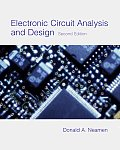 Solutions Manual to accompany Electronic Circuit Analysis and Design 2nd edition 9780072451948