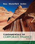 Solutions Manual to accompany Fundamentals of Corporate Finance 8th edition 9780073530628