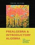Solutions Manual to accompany Prealgebra and Introductory Algebra 3rd edition 9780321578730