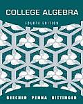 Solutions Manual to accompany College Algebra 4th edition 9780321693990