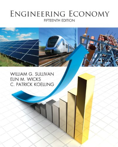Solution Manual for Engineering Economy 15th Edition by William G. Sullivan, Elin M. Wicks, C. Patrick Koelling