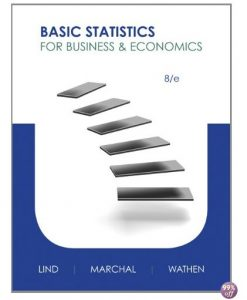 Solution Manual for Basic Statistics for Business and Economics 8th Edition by Lind