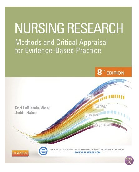 Test Bank for Nursing Research Methods and Critical Appraisal for Evidence Based Practice 7th Edition by LoBiondo Wood