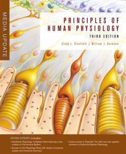 Test Bank for Principles of Human Physiology 3rd Edition by Stanfield
