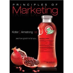 Principles of Marketing Kotler 13th Edition Solutions Manual