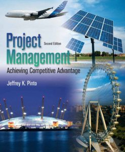 Solution Manual for Project Management 2nd Edition by Pinto