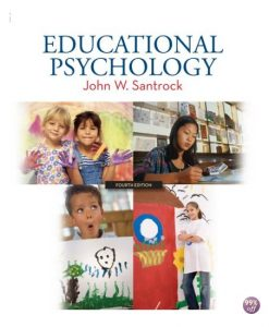 Test Bank for Educational Psychology 5th Edition by Santrock