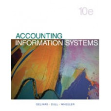 Solution Manual for Accounting Information Systems, 10th Edition