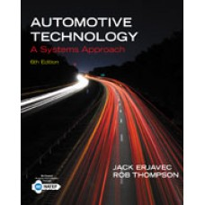 Solution Manual for Automotive Technology A Systems Approach, 6th Edition