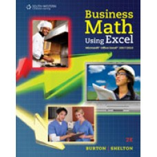 Solution Manual for Business Math Using Excel, 2nd Edition