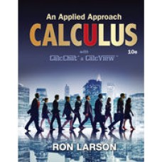 Solution Manual for Calculus An Applied Approach, 10th Edition