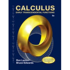 Solution Manual for Calculus Early Transcendental Functions, 6th Edition