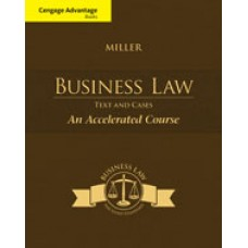 Solution Manual for Cengage Advantage Books Business Law Text & Cases – An Accelerated Course, 1st Edition