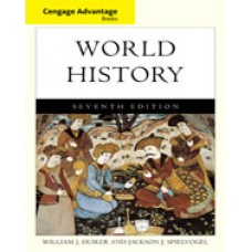 Solution Manual for Cengage Advantage Books World History, Complete, 7th Edition