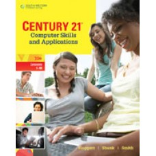 Solution Manual for Century 21 Computer Skills and Applications, Lessons 1-90, 10th Edition