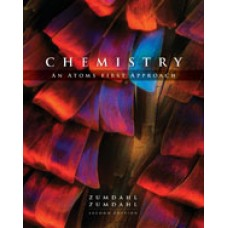 Solution Manual for Chemistry An Atoms First Approach, 2nd Edition