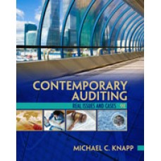 Solution Manual for Contemporary Auditing, 9th Edition