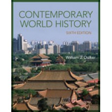 Solution Manual for Contemporary World History, 6th Edition
