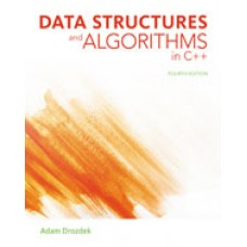 Solution Manual for Data Structures and Algorithms in C++, 4th Edition
