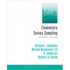 Solution Manual for Elementary Survey Sampling, 7th Edition