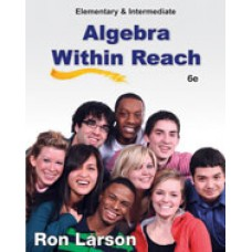 Solution Manual for Elementary and Intermediate Algebra Algebra Within Reach, 6th Edition
